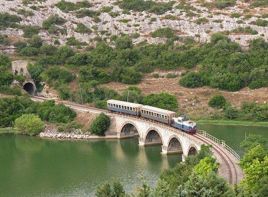 Trenino Verde Barbagia Express