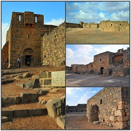 Azraq, Jordanie: Крепость Аль-Азрак