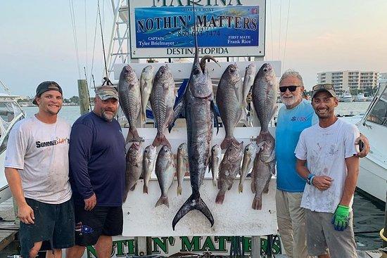 Nothin' Matters Fishing Charters