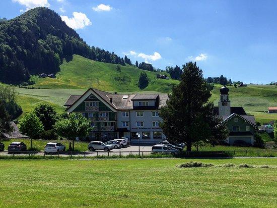 image Restaurant Alpenblick sur Schwende
