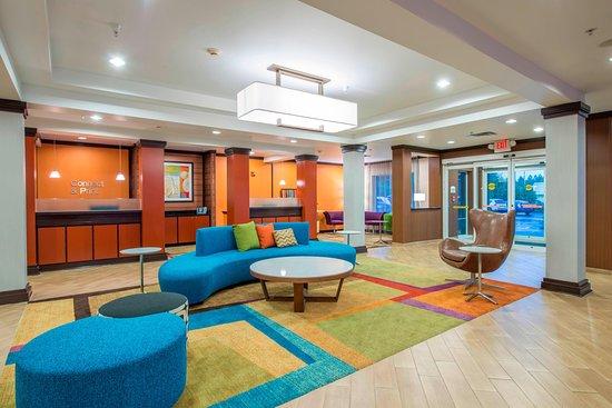 Fairfield Inn & Suites by Marriott Hinesville Fort Stewart