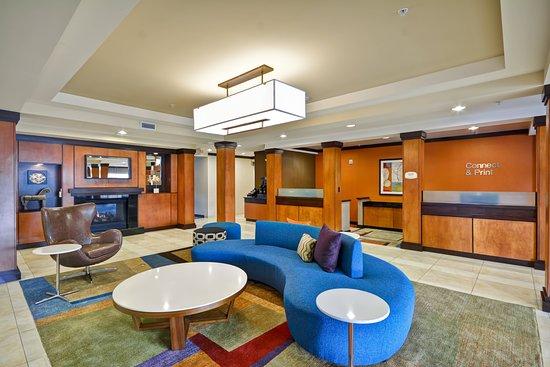 Fairfield Inn & Suites Tampa Fairgrounds/Casino Hotel