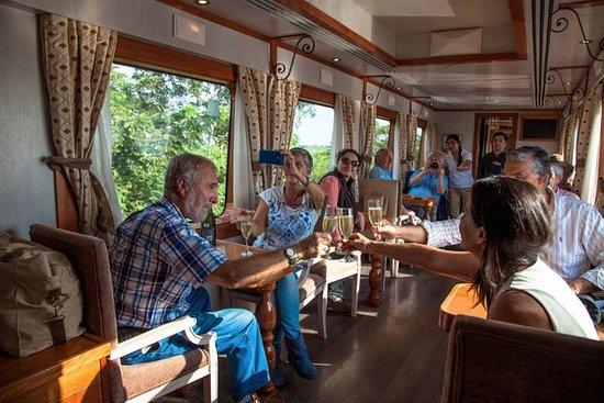 Hacienda La Danesa by Train from Guayaquil – fotografija