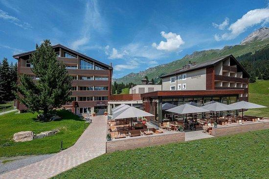 Valbella, Sveits: Exterior