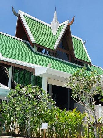 Прекрасный отель и райское место