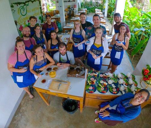 Thai Secret Cooking Class of 14 December 2018
