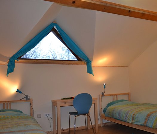 La 'Turquoise', chaque chambre a sa propre ambiance.