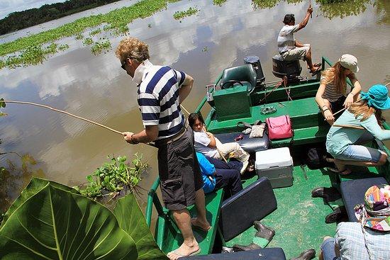 Tucupita, Venezuela: Delta Orinoco Fishing