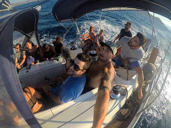 Sailing with Actionseaze 2017
