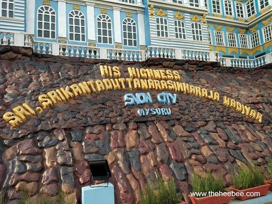 Snow City Mysore