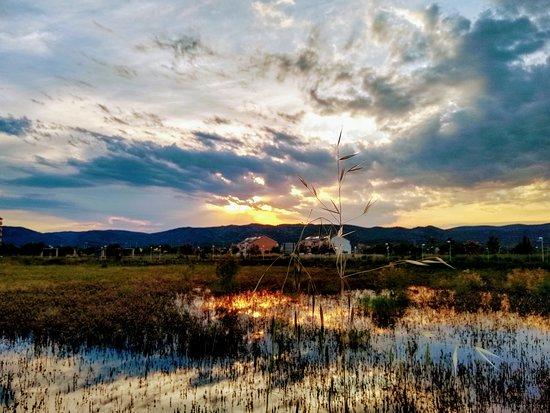 Torreblanca, สเปน: Sunset