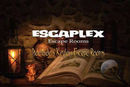 Escaplex Escape Rooms - Adelaide's Keyless Escape Rooms