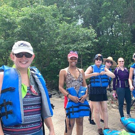 Lake Dallas, טקסס: North Texas Outdoor Adventure Ladies kayaking with Kayaking McKinney    Check out North Texas Outdoor Adventure Ladies http://meetu.ps/c/4BKLQ/pZsnP/a on Meetup http://meetu.ps/c/4BKLQ/pZsnP/a