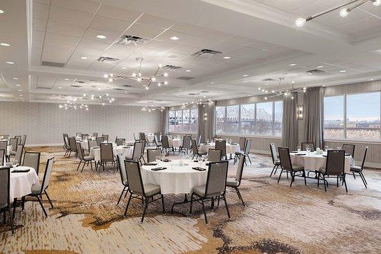 Sheraton Louisville Riverside Hotel: Meeting room
