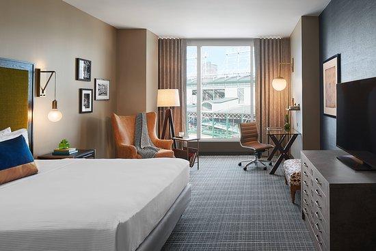 Hotel Zachary, Chicago, A Tribute Portfolio Hotel