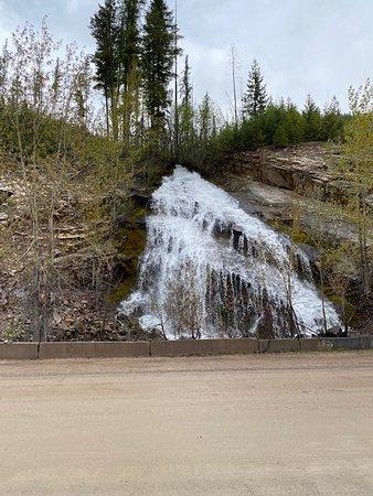 Flathead National Forest, MT: Hell Roaring Creek