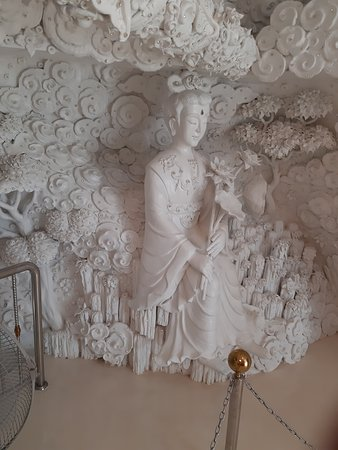 im Kopf des Buddhas