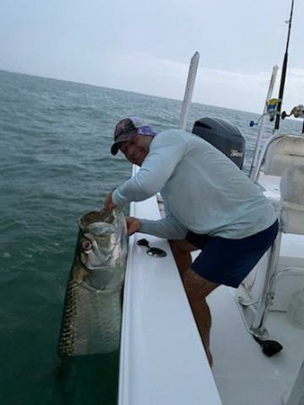 Tarpon bite is on fire Boca Grande pass, Boca Grande Florida inshore fishing charter!🔥🔥