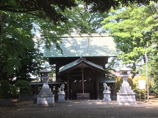 Kamisomeya Hachiman Shrine