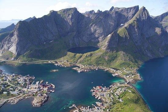 Bilde fra Svolvær