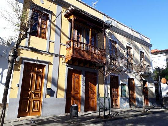 Beautiful balconies to be seen here