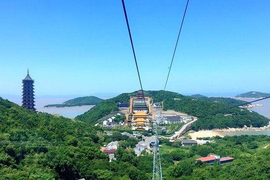 2-Day Self-Guided Tour of Putuo Mountain from Shanghai