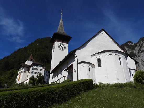 Kirche Wimmis