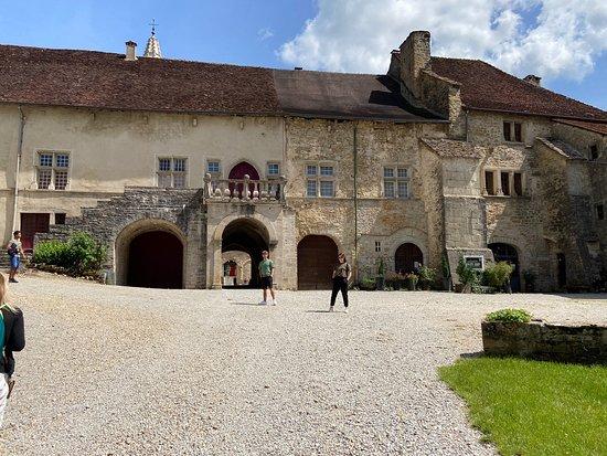 Abbaye Impériale de Baume-les-Messieurs