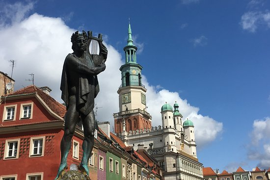 Europe - Journey | Private Sightseeing Door-to-Door Transfers - Poznan
