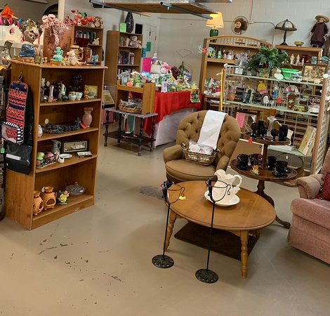Just a view of part of the store.