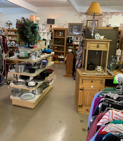 Another view of the store