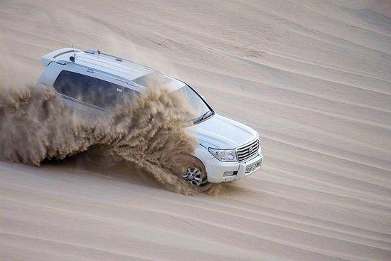Safari privé dans les dunes du...