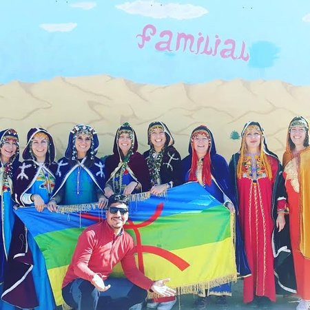nuestros clientes bereberes