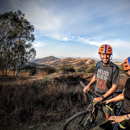 Fantastic mountain biking tours