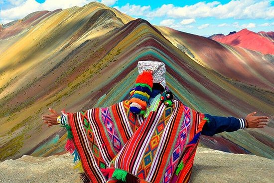 7 Colors Mountain Hiking Tour from Cusco