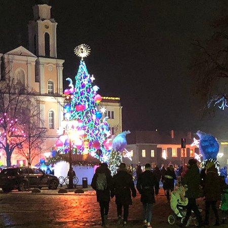 18.12.2019 - 25.12.2019 - Kaunas, Lithuania.
