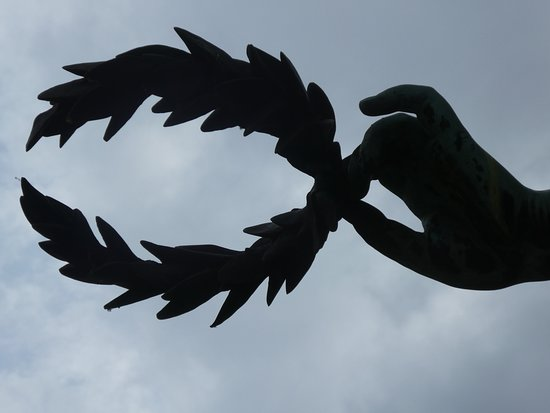"""Skulptur """"Kilia"""""""