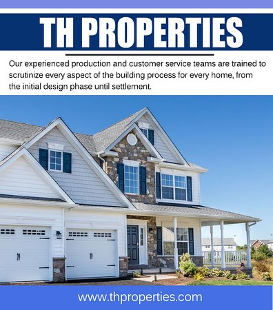 TH Properties exceptional homes to the highest standards at https://thproperties.com/  Find us on Google Map: https://g.page/th-properties-pa  When you purchase TH Properties, you can be assured of the peace of mind that you need. You will have an easy time as a tenant as your house is secure and safe. You do not have to worry about the safety of your home if you are not able to manage it.   Address: 345 Main St #112, Harleysville, PA 19438, United States  Phone Number: (800) 225-5847