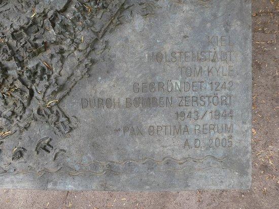 Memorial der Kieler Altstadt