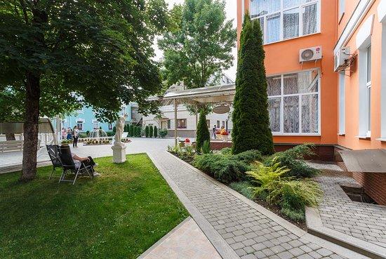 Foto de Kras Hotel, Essentuki: Спа зона - Tripadvisor