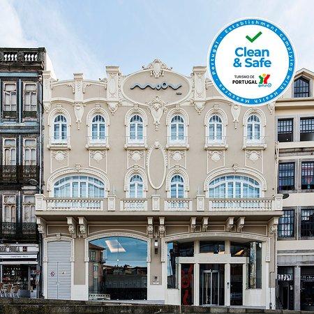 Moov Hotel Porto Centro, hoteles en Oporto