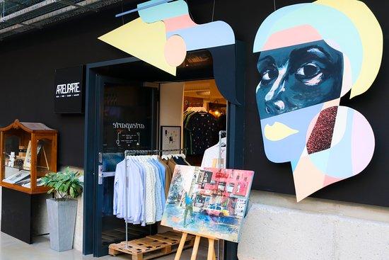 Arteuparte gallery & estudio grafico