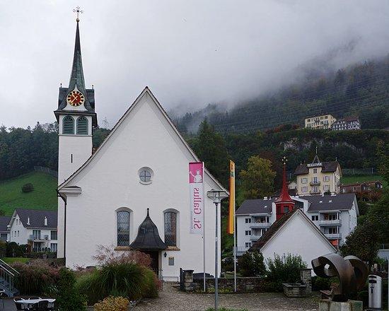 Pfarrkirche Sankt Gallus und Mauritius
