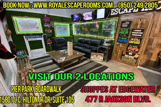 Royal Escape Rooms