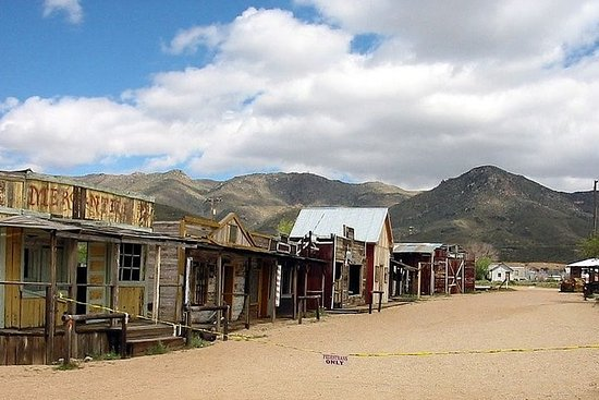Private Arizona and Nevada Ghost Town...