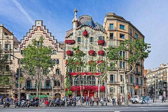 Barcelona Highlights Tour privado de...
