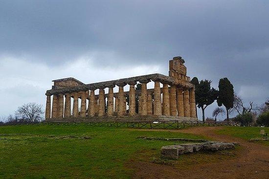 Temples of Paestum + buffalo mozzarella ...