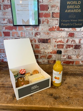 Children's Afternoon Tea Takeaway Box for Summer 2020