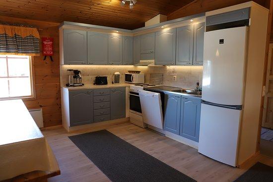 10 person cottage kitchen