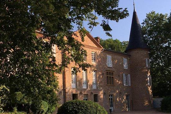 Château de Champ-Renard en Beaujolais